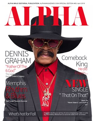 Dennis Graham | Alpha Male 2019