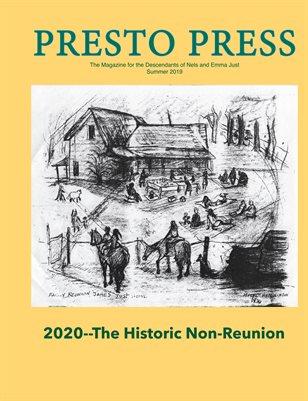 Presto Press Summer 2020