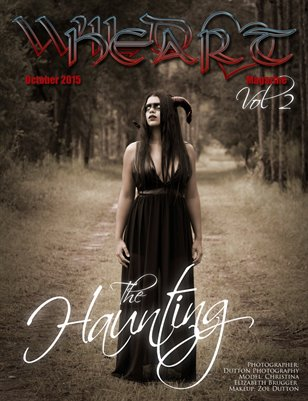 Deathly October, VOL 2 Issue #11 Wild Heart Magazine