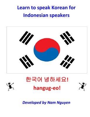 Learn to Speak Korean for Indonesian Speakers