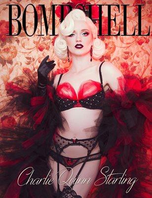BOMBSHELL Magazine May 2019 - Charlie Quinn Starling Cover