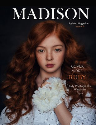 MADISON Fashion Magazine Issue # 9