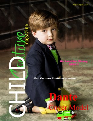 Child Couture July/August 2014 Issue
