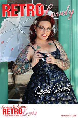 Cupcake Calamity  Cover Poster