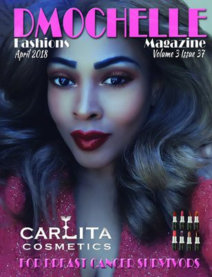 DMochelle Fashions Magazine April 2018 Issue