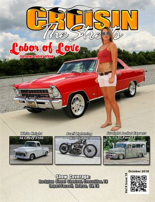 October 2018 Issue, Cruisin' the Streets