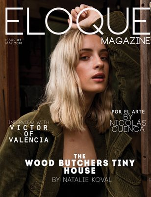 ELOQUE magazine Issue #5 May 2018