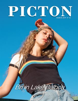 Picton Magazine MARCH 2019 N45 Cover 2