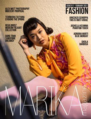 MARIKA MAGAZINE FASHION (ISSUE 611 - February)