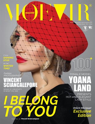 #15 Moevir Magazine January Issue 2020