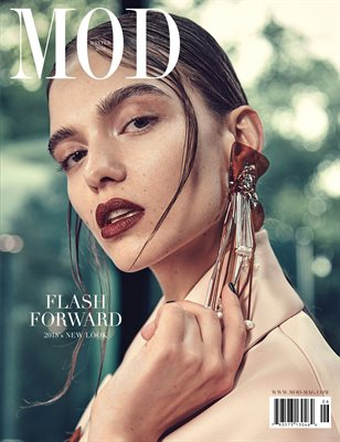 MOD Magazine: Volume 6; Issue 6; Winter 2018 - COVER #1