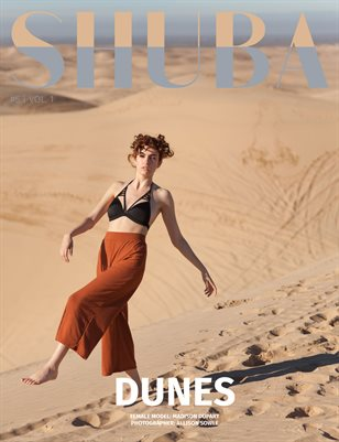 SHUBA MAGAZINE #6 VOL. 1