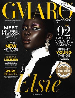 GMARO Magazine May 2021 Issue #35