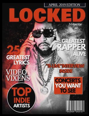 LOCKED Magazine - Issue #22