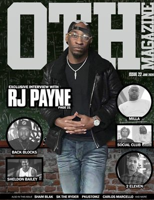 OTH Magazine Issue 22
