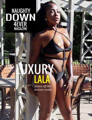 Swimsuit Edition (August Issue ) Luxury Lala Cover