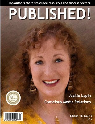 PUBLISHED! featuring Jackie Lapin