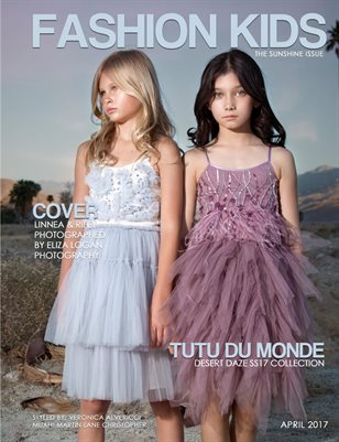 Fashion Kids Magazine | APRIL 2017
