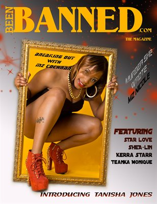 Been Banned The Magazine Vol 2