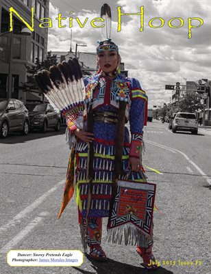 Native Hoop Magazine Issue #79