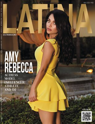 LATINA Magazine - AMY REBECCA - Nov/2020 - Issue 60