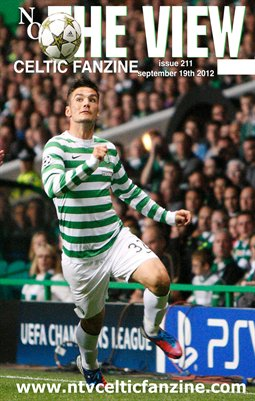 Not The View Celtic Fanzine issue 211