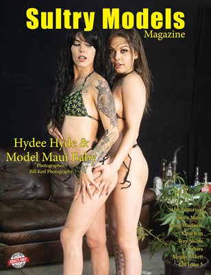 Sultry Models Magazine 420 Issue 5