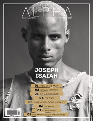 Alpha Male Magazine Fall 2017