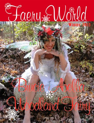 Faery World Magazine Winter 2013