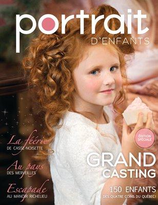 Magazine Portrait d'enfants Vol. 2 - Décembre 2016