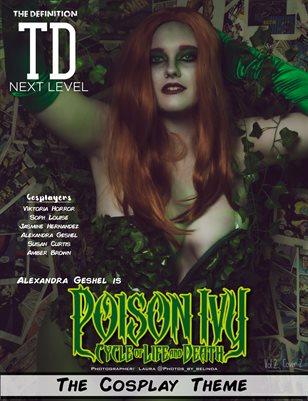 TDM Alexandra Geshel Cosplay VOL 2 Cover2
