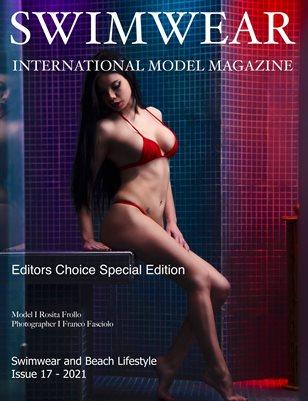 Swimwear International Model Magazine Edition 17 - Editors Choice Special Edition