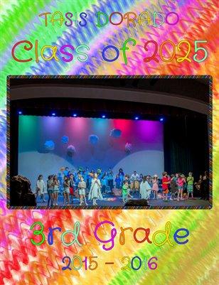 3rd Grade 2015-2016