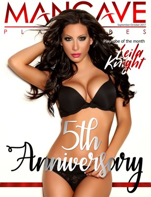 MANCAVE PLAYBABES - 5 YEAR ANNIVERSARY EXTENDED