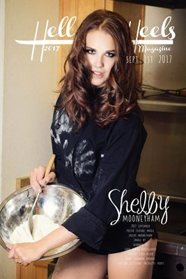 Hell on Heels Magazine 2017 September Poster Feature Series Shelby Mooneyham