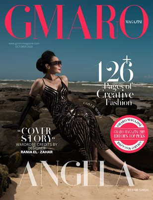 GMARO Magazine October 2019 Issue #01