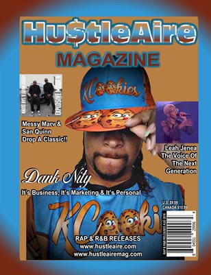 Hustleaire Magazine August Edition 2018