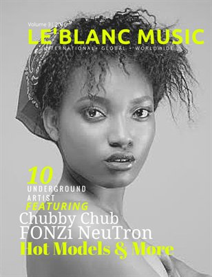 Le'Blanc Music Mag Vol. 3