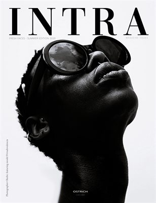 INTRAMAG | Issue.01 Fresh Faces | Cover 1