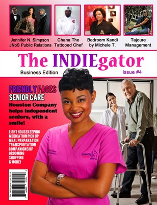 The INDIEgator (Jan 2014)
