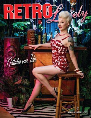Retro Lovely No.67 – Natalie von Tiki Cover