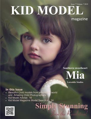 Kid Model magazine Issue 7 Volume 7 2019