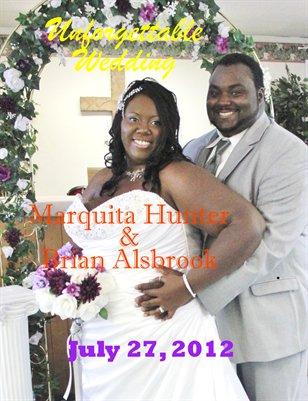 Hunter & Alsbrook Wedding 07-27-2012