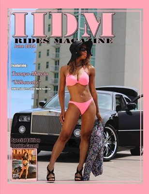 II D M Rides - June 2014 Issue