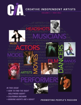 Creative Independent Artists Magazine
