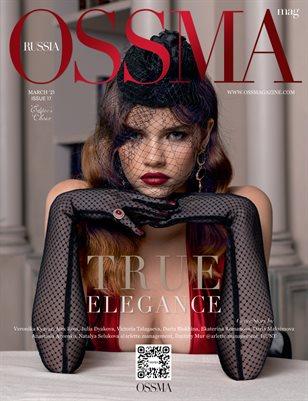 OSSMA Magazine RUSSIA ISSUE17
