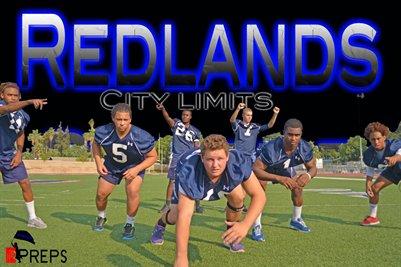 """Redlands """"City Limits"""""""