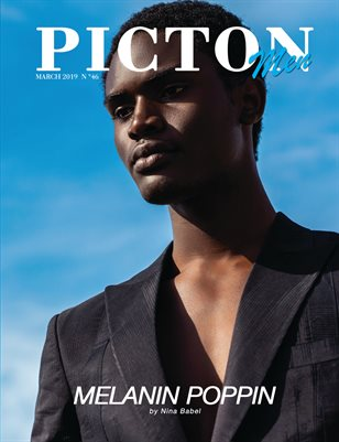 Picton Magazine MARCH 2019 MEN N46 Cover 3