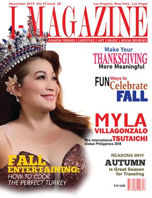 Myla Villagonzalo Tsutaichi November 2019 Issue