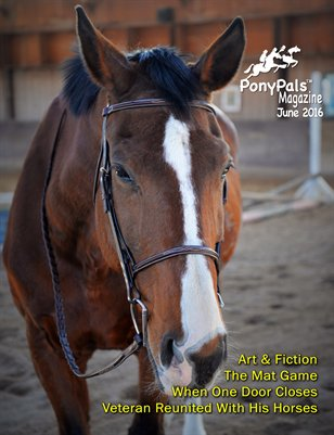 June 2016 Pony Pals Magazine -- Vol. 6 #1